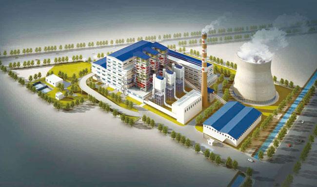 唐山洁城能源有限公司垃圾焚烧发电项目