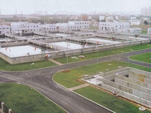 赤城县污水及再生水工程